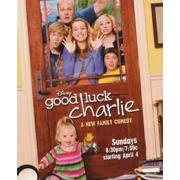 "Disney Channel's ""Good Luck Charlie"": What will the name of the new baby?"