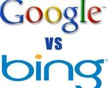Will Bing overtake Google?