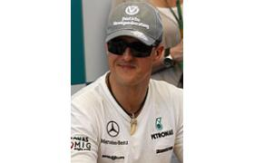 Will Michael Schumacher finish the 2012 European Grand Prix?
